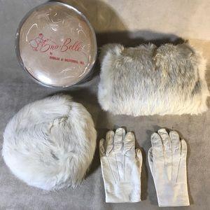 Sno-Belle by Douglas of California Rabbit Fur